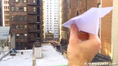Paper Airplane Toss Over 39th Street thumbnail