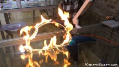 Flaming String Slo-Mo thumbnail