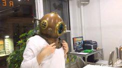Scuba Helmet thumbnail