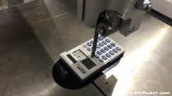 Can A Calculator Be Sawed In Two And Still Function?